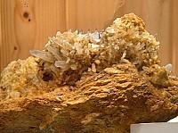 Cristales de Cuarzo (Buenavista - Mijas)