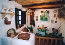 Cocina - Comedor, Casa de Campo